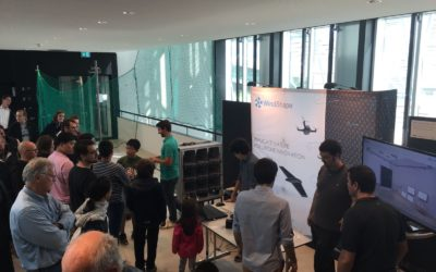 WindShape at EPFL Drone Days