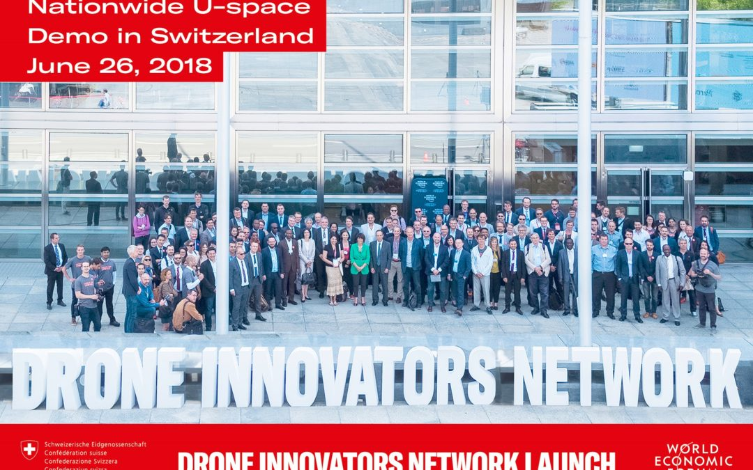 WindShape at World Economic Forum with Swiss President Doris Leuthard