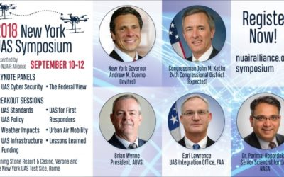 New York 2018 Symposium – Weather Impact on Drones