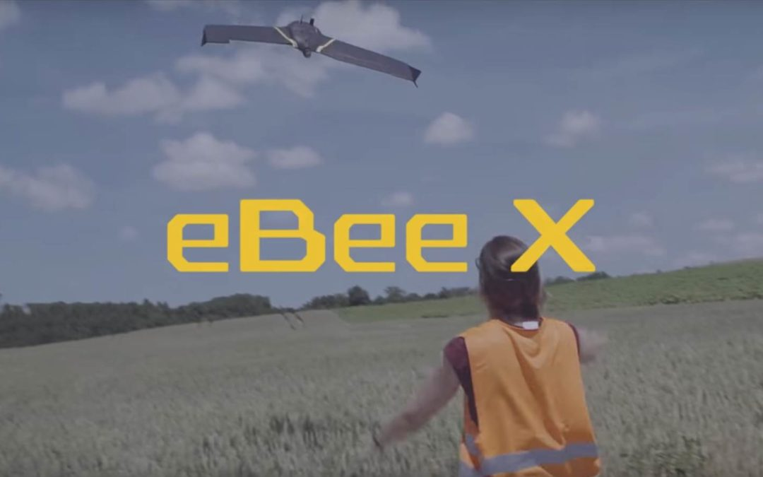 senseFly eBee X is here