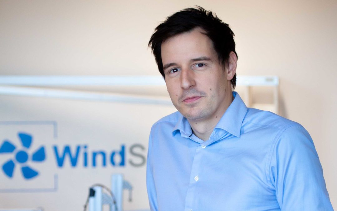 WindShape CEO is Switzerland Digital Shaper