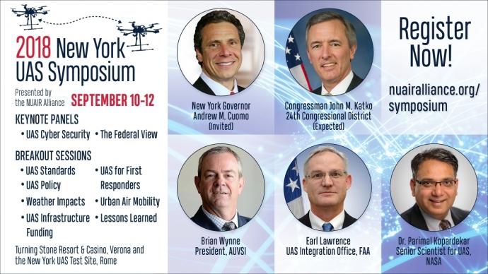 New York 2018 Symposium – Weather Impact on Drones