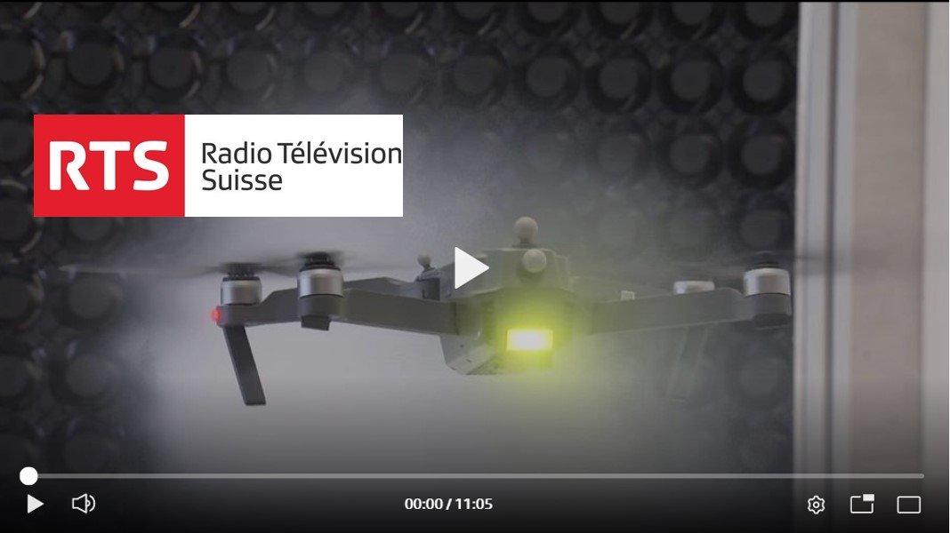 WindShape on Swiss Television