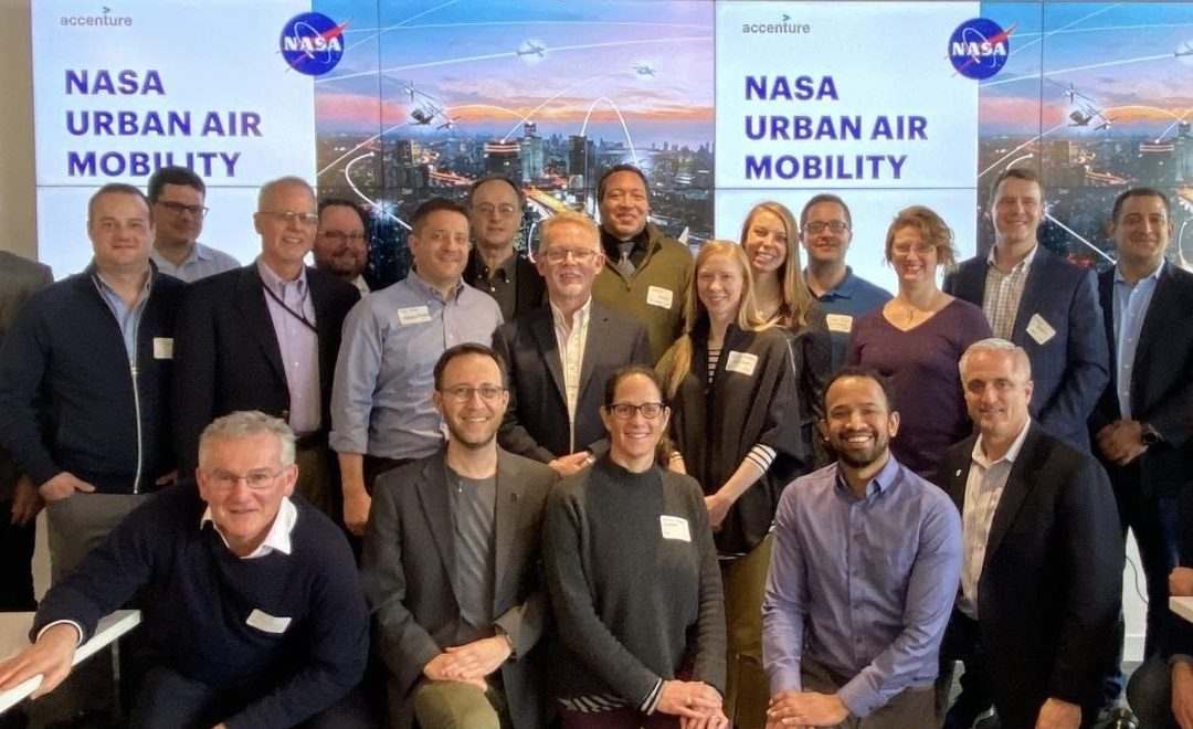 Helping NASA Enable Urban Air Mobility